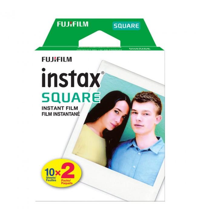 Fujifilm Instax SQUARE Instant Film (20 posnetkov)