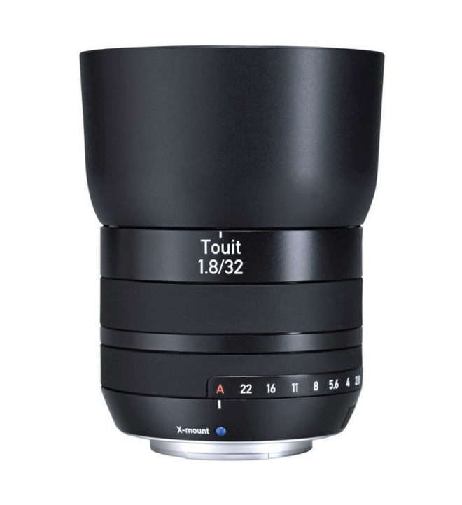 Zeiss AF Touit 1,8/32 - Fuji X mount