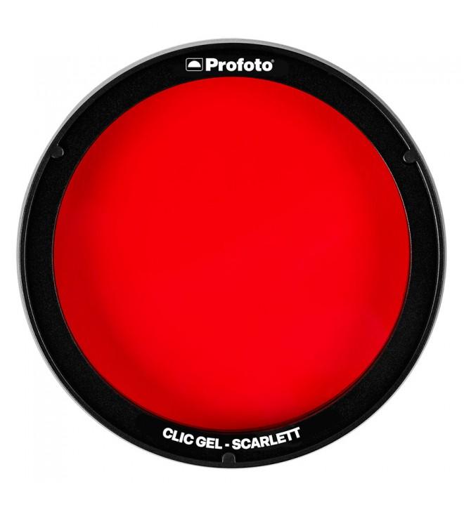 Profoto Clic Gel Scarlett