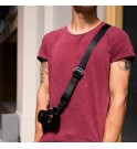 Peak Design Slide Lite naramni pas za Mirrorless fotoaparate - Črn