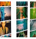 Foto klipi za fotografije Fotoclips 110 kos Lomography