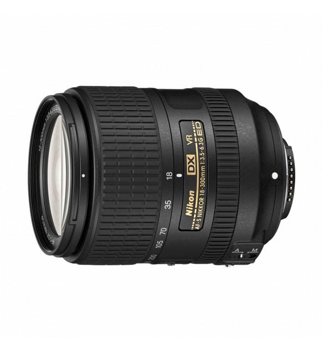 Nikkor AF-S DX 18-300mm f/3,5-6,3 G ED