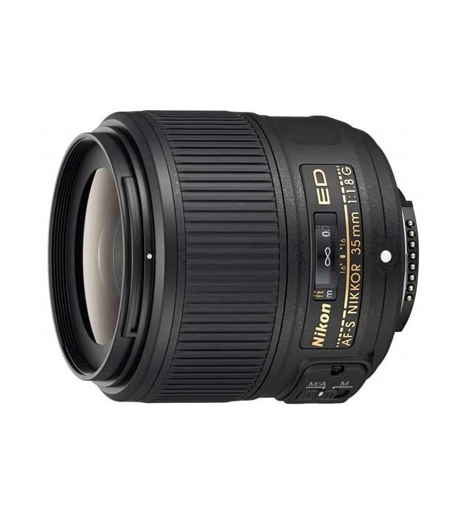Nikkor AF-S 35mm f/1.8G