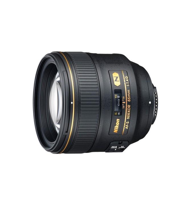 Nikkor AF-S 85mm f/1.4 G
