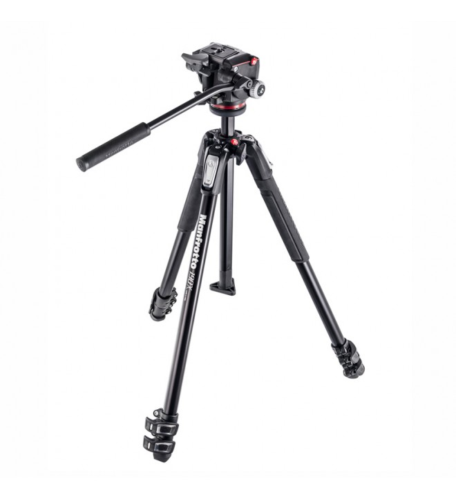 Manfrotto 190X + MHXPRO-2W