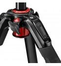 Manfrotto 190 GO Alu stativ 4 sekcije Twist Locks Black