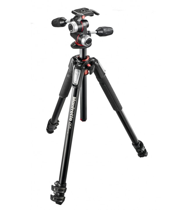 Manfrotto MK055XPRO3-3W + Torba