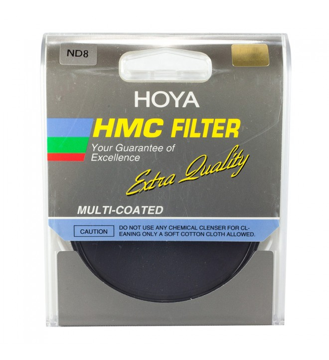 Hoya ND 8X HMC Neutral Density Filter