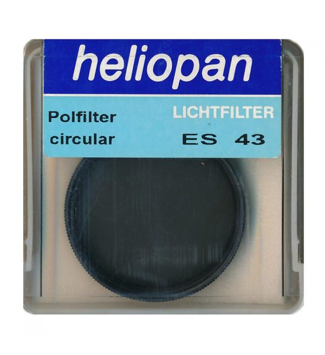 Heliopan Polfilter Circular ES 43mm