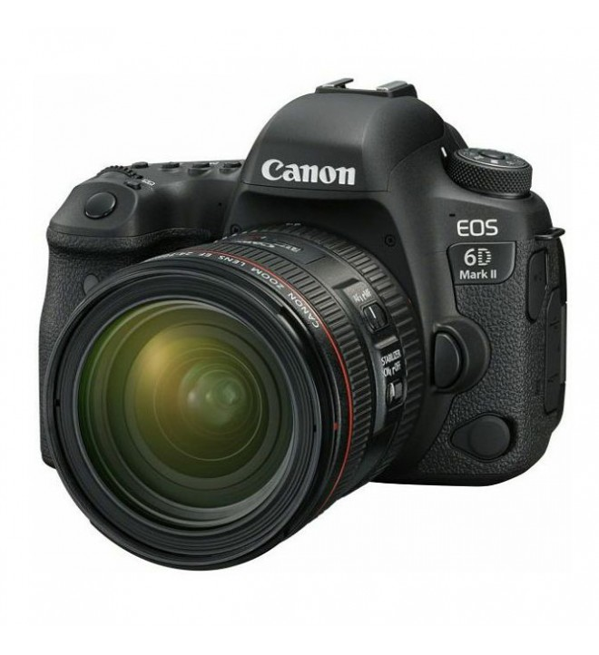 CANON EOS 6D Mk II Kit EF 24-70mm f/4L IS USM