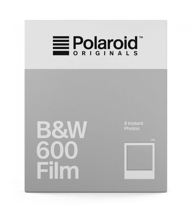 Polaroid Originals črno beli film za Polaroid 600