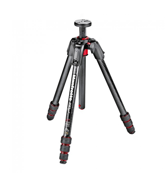 Manfrotto 190 Go Carbon 4 Sekcije