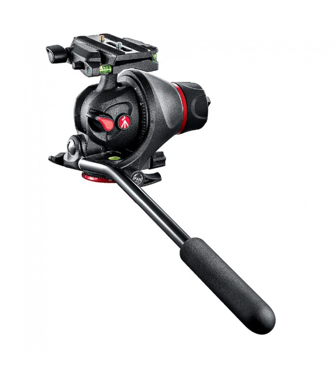 Manfrotto 055 Magnesium Photo-Movie Head with Q5 Quick Release